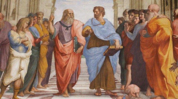 Etimología de «metafísica»