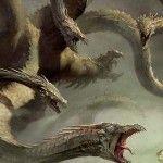 Etimología de «dragón» y su relación con las serpientes