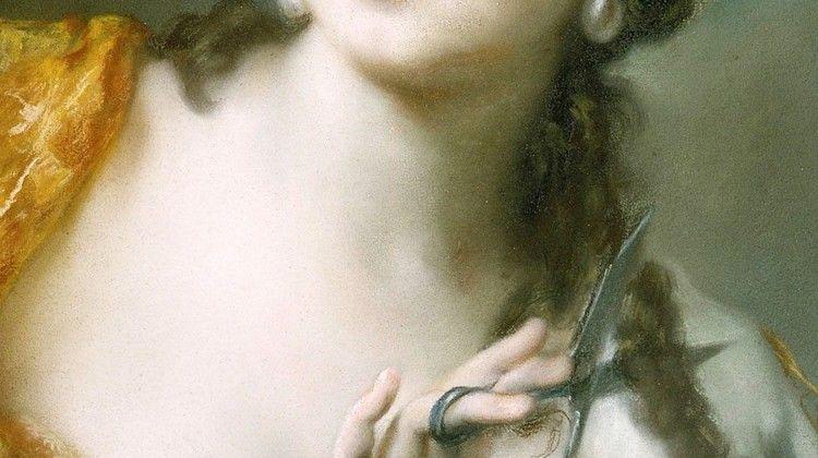 Origen del nombre propio «Verónica» (y «Berenice»)