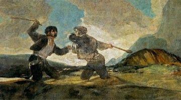 Un par de etimologías de «duelo»