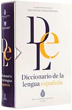 Diccionario de la lengua española, de la RAE