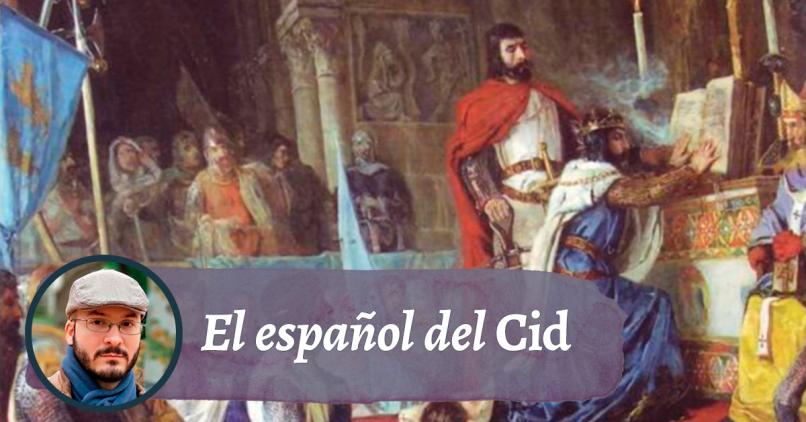 El castellano del «Poema de mio Cid»