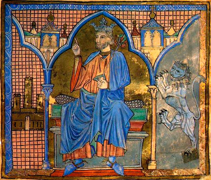 Fernando III el Santo, rey de Castilla y de León
