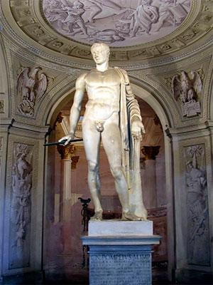 Estatua de Gneo Pompeyo Magno