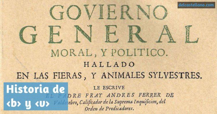 Por Qué Se Pronuncian Igual B Y V En Español Historia