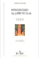 Introducción al latín vulgar, de Veikko Väänänen