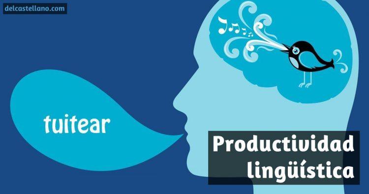 Productividad lingüística