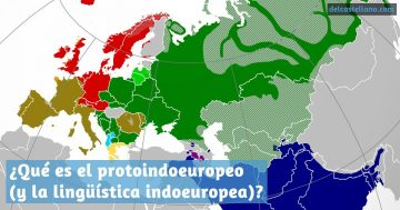 ¿Qué es el protoindoeuropeo?