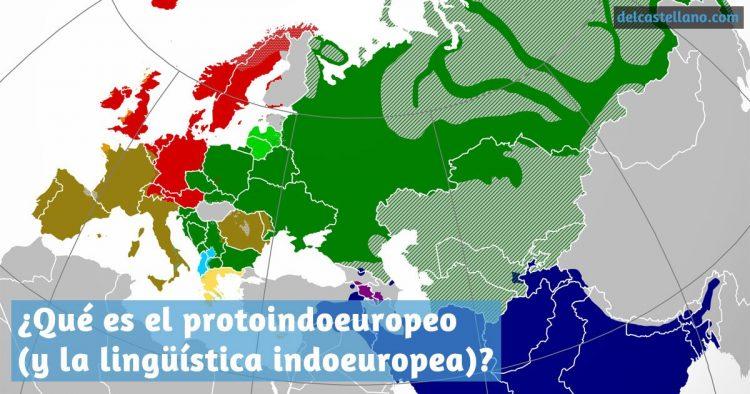 Qué es el indoeuropeo